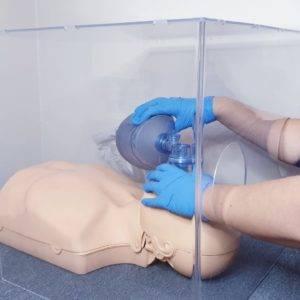 intubation boxes