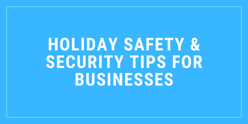 security tips for businesses