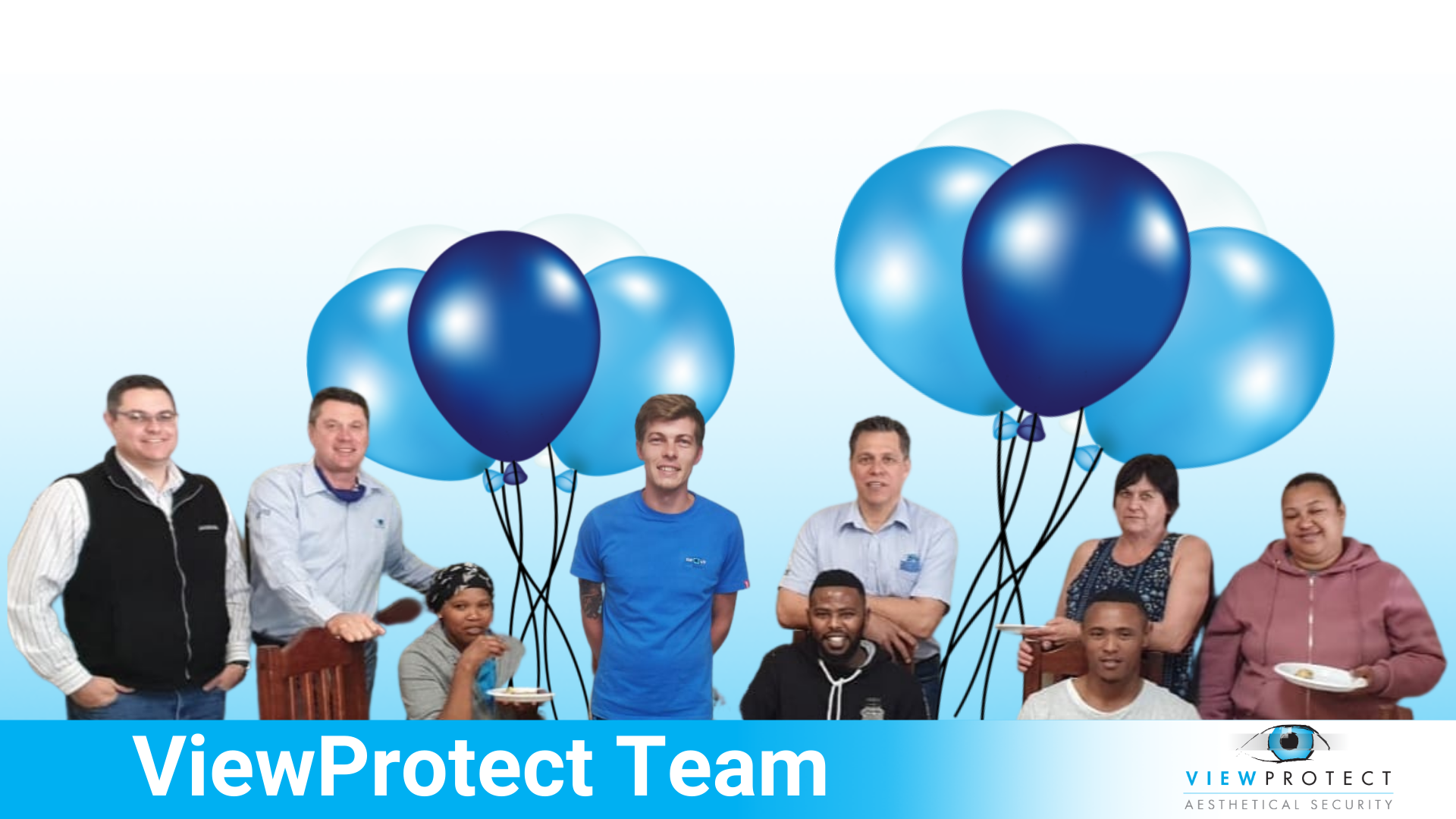 ViewProtect Team 10 years later